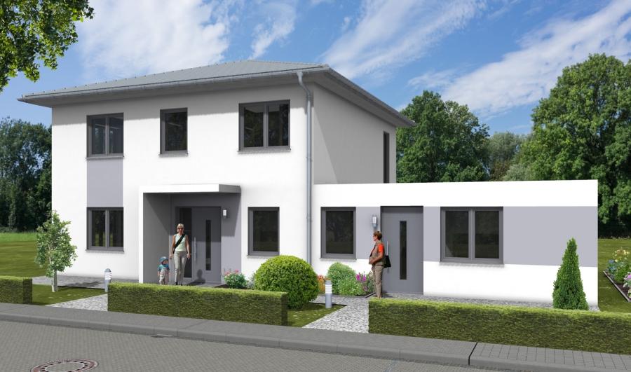 Newe massivhaus gmbh ihr spezialist f r massivh user in for Zweifamilienhaus stadtvilla